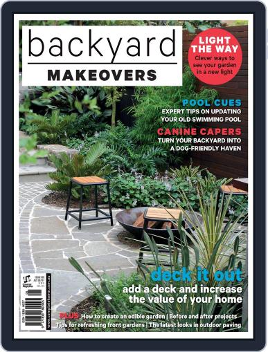 Backyard Makeovers Magazine (Digital) April 21st, 2016 Issue Cover