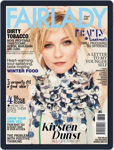 Fairlady Magazine (Digital) August 1st, 2020 Issue Cover