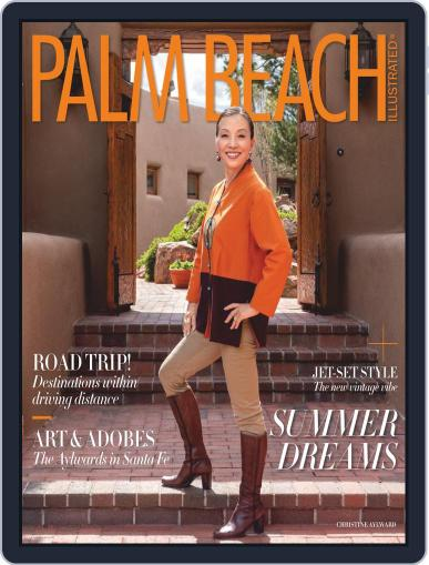 Palm Beach Illustrated Magazine (Digital) July 1st, 2020 Issue Cover