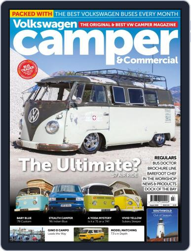 Volkswagen Camper and Commercial Magazine (Digital) August 1st, 2020 Issue Cover