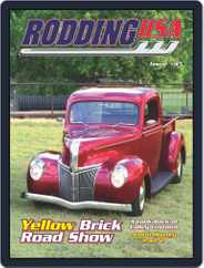 Rodding USA Magazine (Digital) Subscription July 1st, 2020 Issue