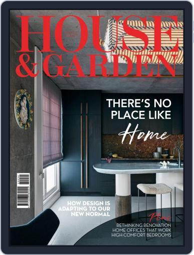 Condé Nast House & Garden Magazine (Digital) August 1st, 2020 Issue Cover