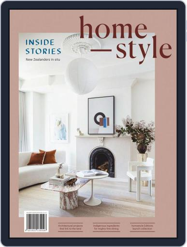 homestyle New Zealand Magazine (Digital) August 1st, 2020 Issue Cover