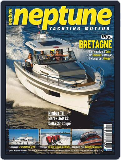 Neptune Yachting Moteur Magazine (Digital) August 1st, 2020 Issue Cover
