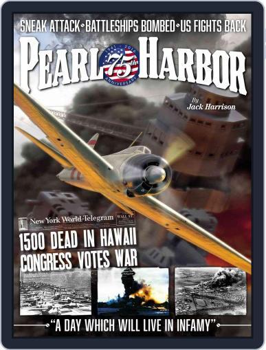 Aviation Classics (Digital) December 1st, 2016 Issue Cover