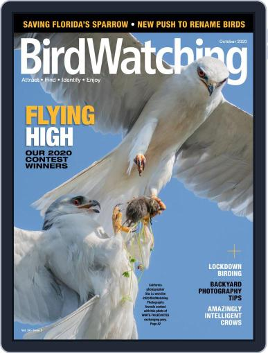 BirdWatching Magazine (Digital) September 1st, 2020 Issue Cover
