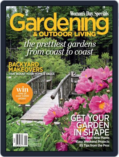Gardening & Outdoor Living (Digital) March 15th, 2011 Issue Cover