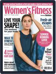Women´s Fitness Magazine (Digital) Subscription August 1st, 2020 Issue