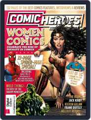 Comic Heroes (Digital) Subscription July 1st, 2017 Issue