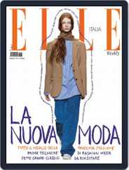 Elle Italia Magazine (Digital) Subscription August 29th, 2020 Issue