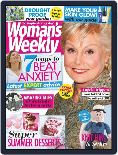 Woman's Weekly Magazine (Digital) August 11th, 2020 Issue Cover