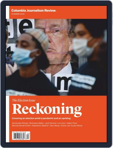 Columbia Journalism Review Magazine (Digital) July 15th, 2020 Issue Cover