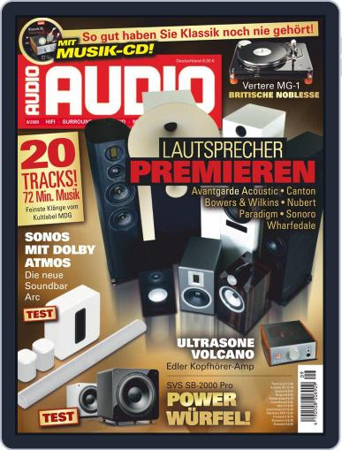 Audio Germany Magazine (Digital) September 1st, 2020 Issue Cover