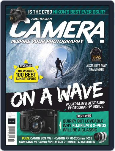 Camera Magazine (Digital) July 1st, 2020 Issue Cover
