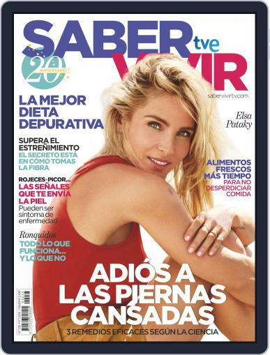 Saber Vivir Magazine (Digital) August 1st, 2020 Issue Cover