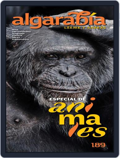 Algarabía Magazine (Digital) July 1st, 2020 Issue Cover