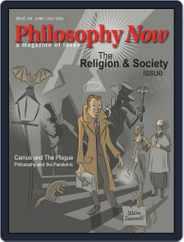 Philosophy Now Magazine (Digital) Subscription June 1st, 2020 Issue
