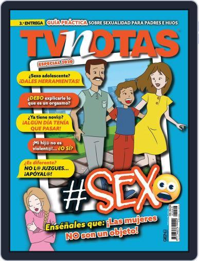 Tvnotas Especiales Magazine (Digital) February 11th, 2020 Issue Cover