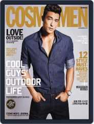 Cosmo Men Korea (Digital) Subscription September 1st, 2013 Issue