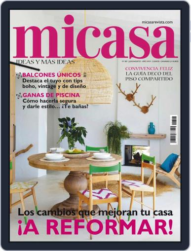 Micasa Magazine (Digital) July 1st, 2020 Issue Cover