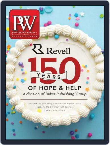 Publishers Weekly Magazine (Digital) August 3rd, 2020 Issue Cover