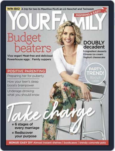 Your Family (Digital) October 1st, 2018 Issue Cover