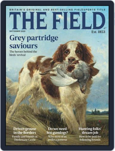 The Field Magazine (Digital) September 1st, 2020 Issue Cover