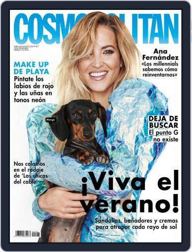 Cosmopolitan España Magazine (Digital) June 1st, 2020 Issue Cover