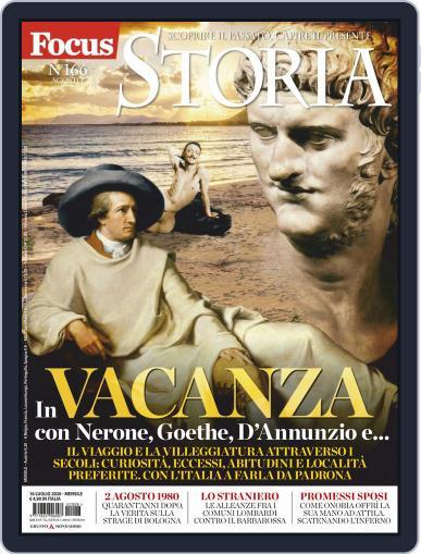 Focus Storia Magazine (Digital) August 1st, 2020 Issue Cover