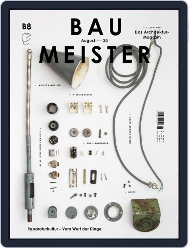 Baumeister Magazine (Digital) August 1st, 2020 Issue Cover
