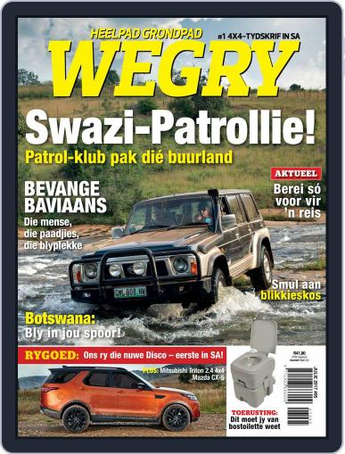 Wegry (Digital) July 1st, 2017 Issue Cover