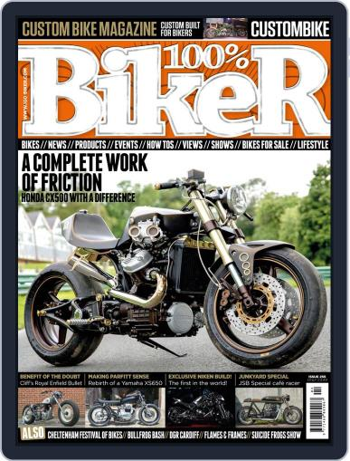 100 Biker (Digital) January 23rd, 2020 Issue Cover