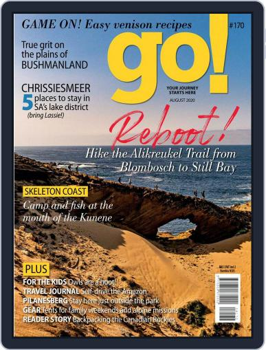 go! Magazine (Digital) August 1st, 2020 Issue Cover