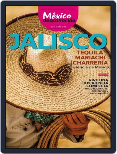 Guía México Desconocido (Digital) February 1st, 2016 Issue Cover