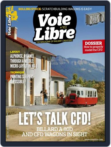 Voie Libre International Magazine (Digital) July 1st, 2020 Issue Cover