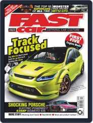 Fast Car Magazine (Digital) Subscription August 1st, 2020 Issue