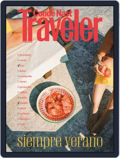 Conde Nast Traveler España Magazine (Digital) July 1st, 2020 Issue Cover