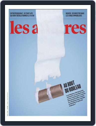 Les Affaires Magazine (Digital) June 1st, 2020 Issue Cover