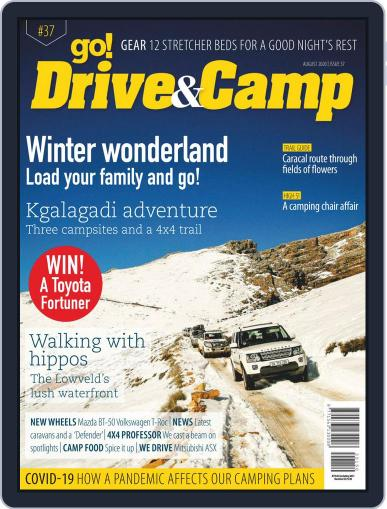 Go! Drive & Camp Magazine (Digital) August 1st, 2020 Issue Cover