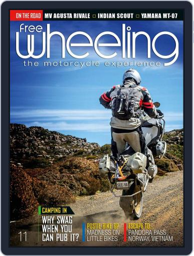 Free Wheeling (Digital) December 20th, 2014 Issue Cover