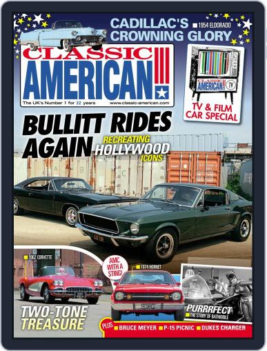 Classic American Magazine (Digital) August 1st, 2020 Issue Cover
