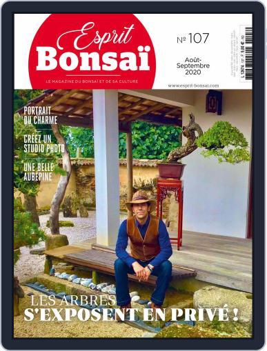 Esprit Bonsai Magazine (Digital) August 1st, 2020 Issue Cover