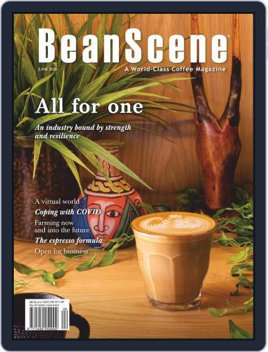 BeanScene Magazine (Digital) June 1st, 2020 Issue Cover