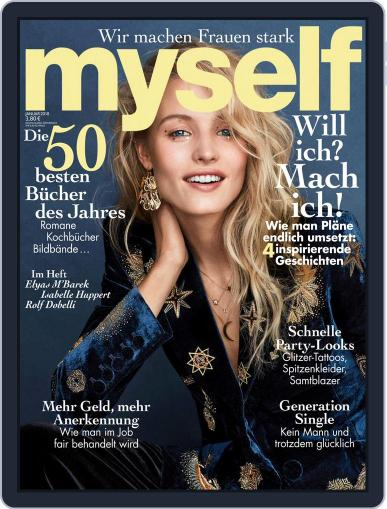 myself Magazin (Digital) January 1st, 2018 Issue Cover