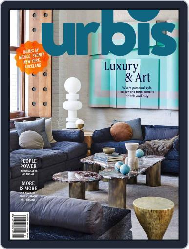 Urbis Magazine (Digital) April 1st, 2020 Issue Cover