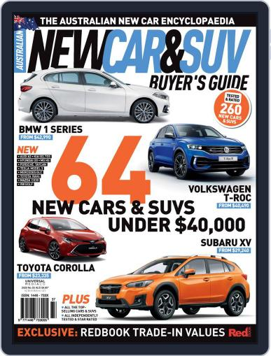 Australian New Car Buyer Magazine (Digital) May 27th, 2020 Issue Cover
