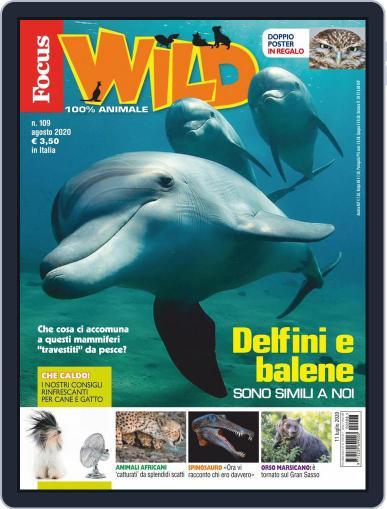 Focus Wild Magazine (Digital) August 1st, 2020 Issue Cover