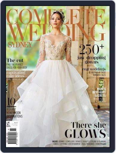 Complete Wedding Sydney Magazine (Digital) October 31st, 2017 Issue Cover