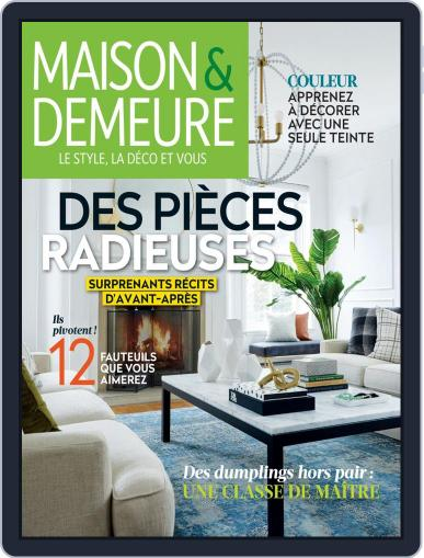 Maison & Demeure Magazine (Digital) April 1st, 2020 Issue Cover