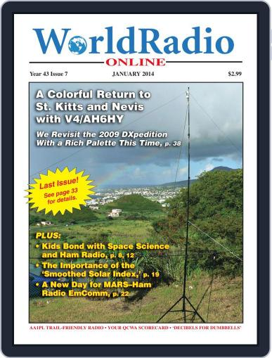 Worldradio Online (Digital) January 7th, 2014 Issue Cover